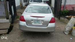 2006 Honda Accord Registered