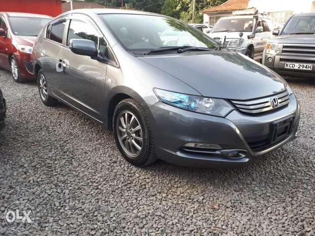 Honda Insight Hybrid, Newshape, Gray , Year 2011, KCP, 1300cc Auto Hurlingham - image 1