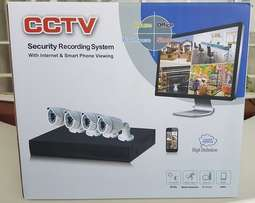 Security Camera Kit with full HD and FREE delivery in Gauteng