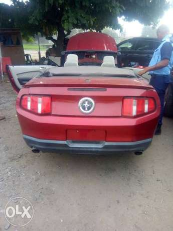 Super Charged Ford Mustang 2013 model Ikeja - image 1