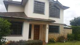 Kiambu road - 4 bedroom town house in a gated community for 26M