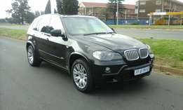 Selling BMW X5 3.0d 2008 Excellent condition