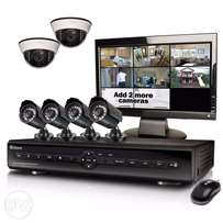 Viewing what is happening in your environment made easy with cctv