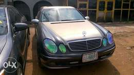 Very Clean Registered 04 Mercedes Benz E500