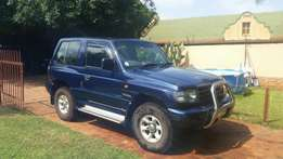 pajero 24v 3L for sale