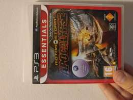 Motor Storm PS3 game