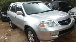 Foreign Used Acura MDX