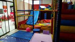 Indoor soft play area for sale