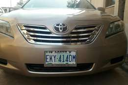 Golden colour Toyota Camry for sale