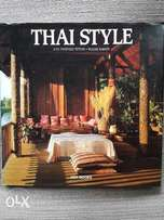 """""""Thai Style"""" coffee table book"""