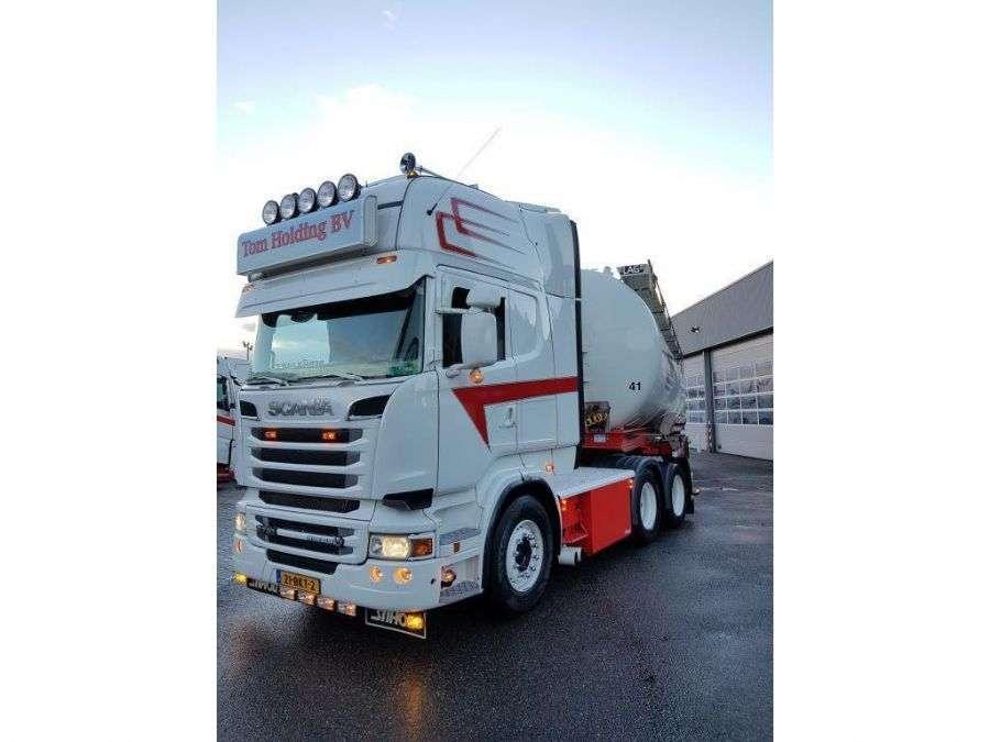 Scania R730 6x2 Full Air Retarder - 2011