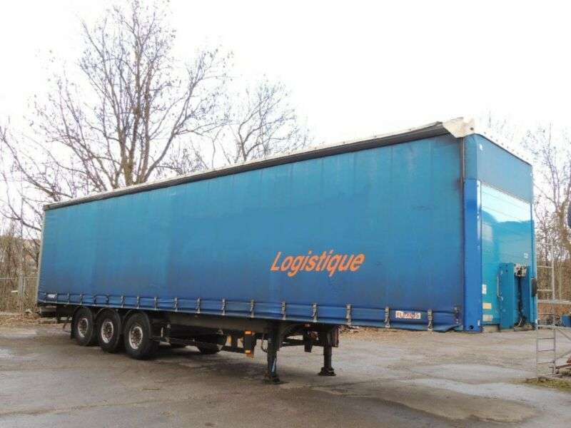 Schmitz Cargobull Pritsche/plane*verzinkte Rahmen*joloda* - 2006