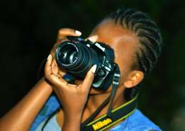 Photography services.