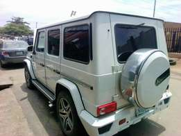 Mercedes Benz G-Wagon 2005