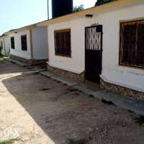 Brand new 4 bdr bungalow in Kikambala for rent at 20k per month