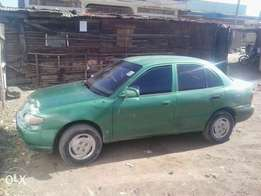 beautiful hyundai car on sale. perfect condition