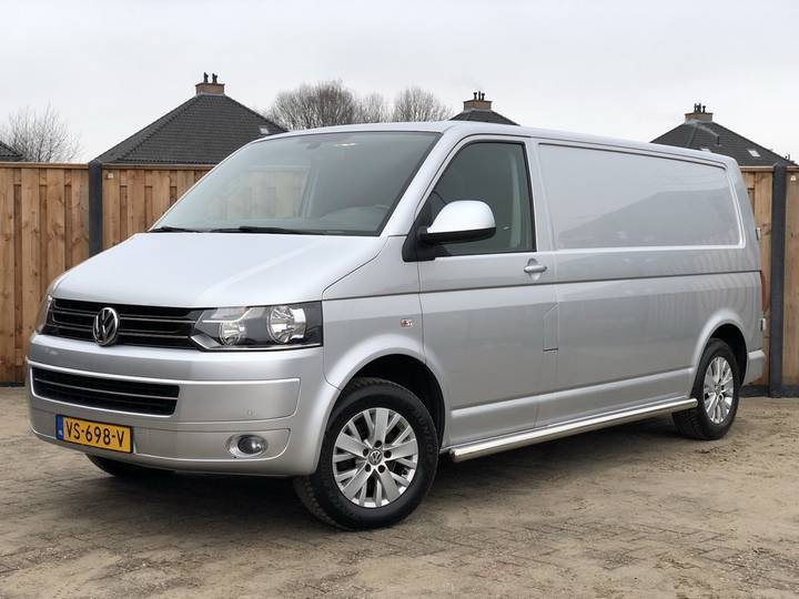 Volkswagen Transporter 2.0 TDI Lang Highline Trekhaak Camera Dubbele... - 2016
