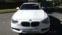 2013 Bmw 116i f21 in good condition