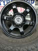 16inch bakkie mag rims for sale