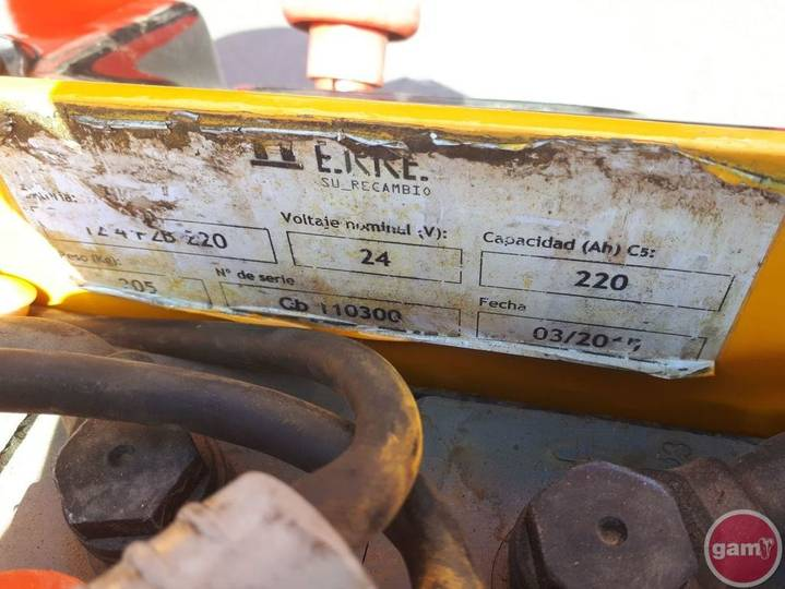 FRAIN SL 20 electric pallet truck - 2007 - image 9