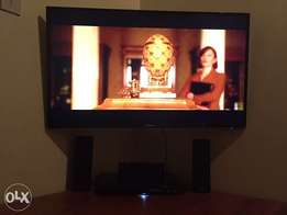 43 Inch Hisense Smart TV and Sony DZ350 5.1 Home Threatre