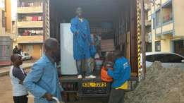 Chariot Movers: Affordable Professional moving services countrywide.