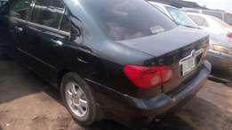 Neatly used Toyota corolla 2006 model good condition