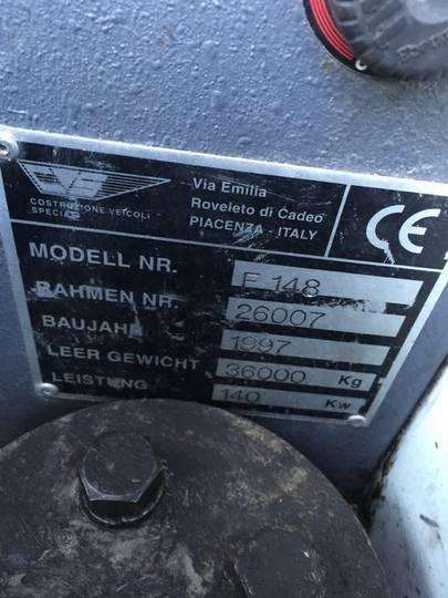 Ferrari F 148 (20ft - 40ft telescopic top-spreader) - 1997 - image 17