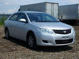 Toyota allion model 2009