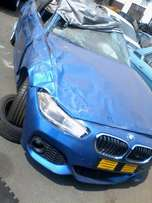 Bmw f20 120d stripping for parts