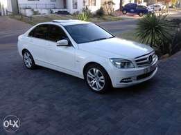 CGI C200 Mercedes Benz for sale.