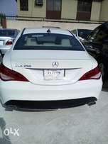 Clean Tokunbo Mercedes Benz CLA250