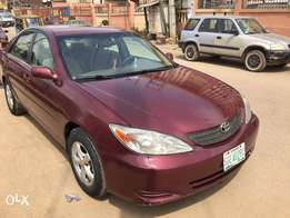 Naija used 2003 Toyota Camry LE for 1.2M