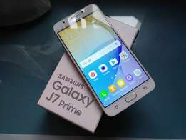 Samsung Galaxy J7 prime Brand new and sealed, original with warranty