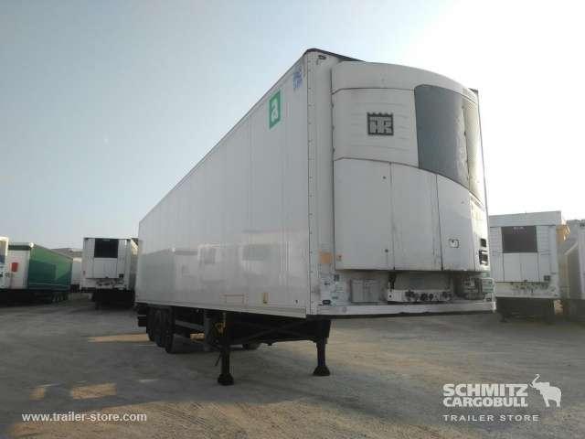 Schmitz Cargobull Tiefkühler Standard Trennwand - 2011