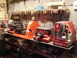 The following used key cutting machines for sale to the best offer