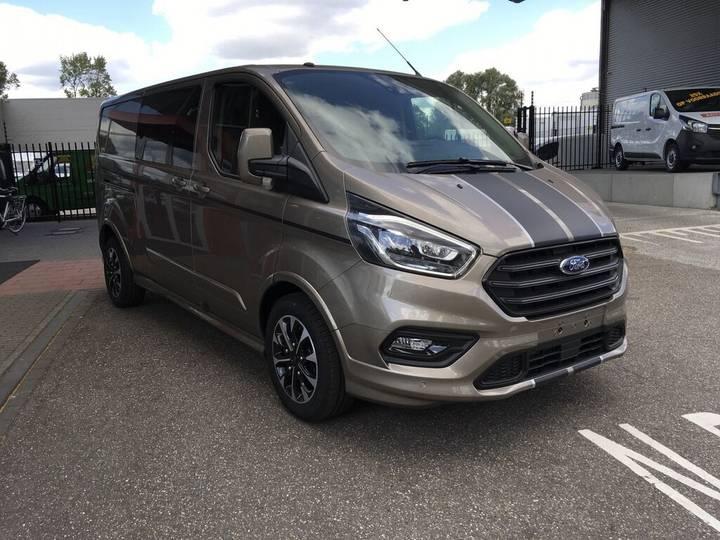 Ford Transit Custom 310 2.0 TDCI 170pk L2H1 Sport - 2019