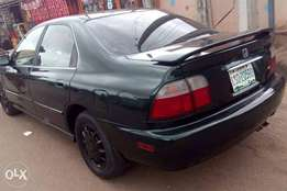 Neatly used Honda accord 1997