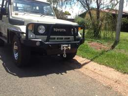Off road bumpers and exterior designs