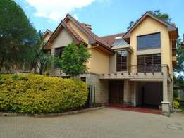 Grand 6 bedroom house to let in Lavington