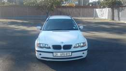2003 Automatic BMW 318i Stationwagon