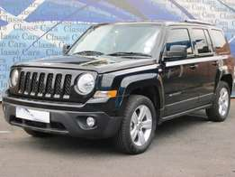 2015 Jeep Patriot 2.4 Limited Automatic