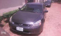 Honda accord nigeria used