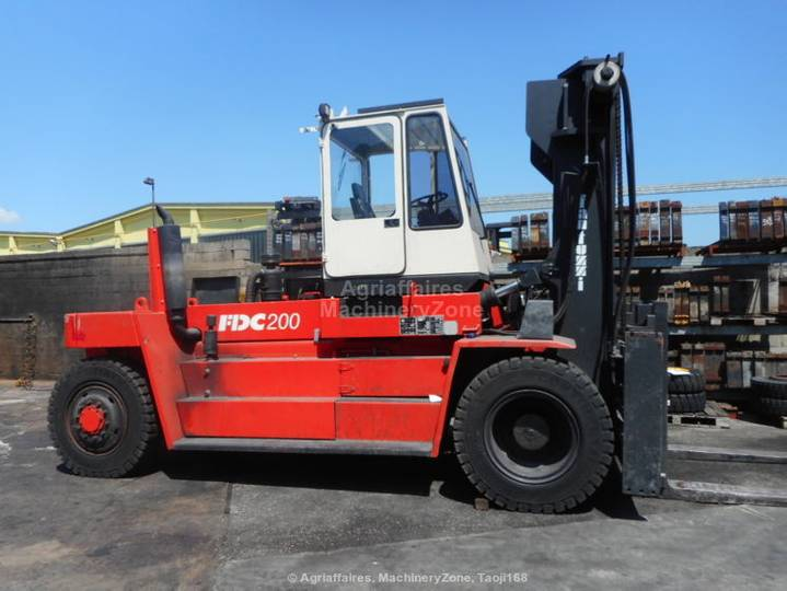 Fantuzzi FDC 200-900 - 1993