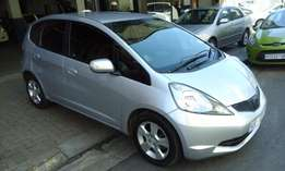 2011 model honda jazz 1.5,silver grey,41 000km,for sale