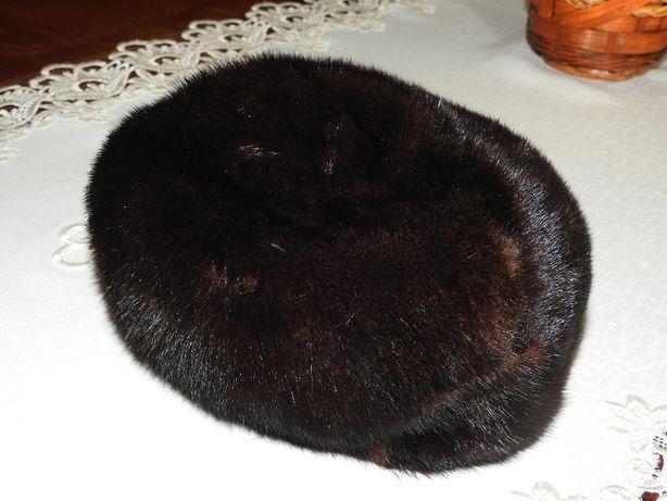 Damska czapka zimowa z norek Przemyśl - image 1 ef14c5ff14