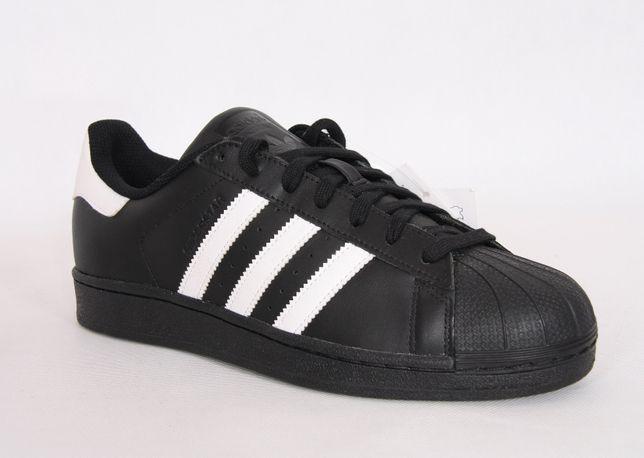 kup sprzedaż lepszy przed Sprzedaż Buty Adidas superstar 42, 44, 45, 46 czarne nowe!! Radomsko ...