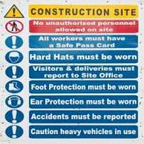 Health & Safety Files for Construction Work
