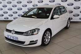 2014 Volkswagen Golf VII 2.0 TDi Highline DSG,