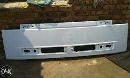 2001 Nissan UD350 Original bonnet and inner panel R3950.